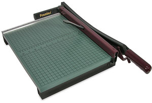 Martin Yale Premier Stakcut Board Paper Trimmers Image 350