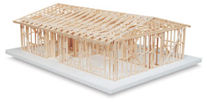 Midwest Products House Structure Kits Photo