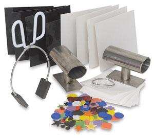 Fireworks Glass Fusing Class Kits Photo
