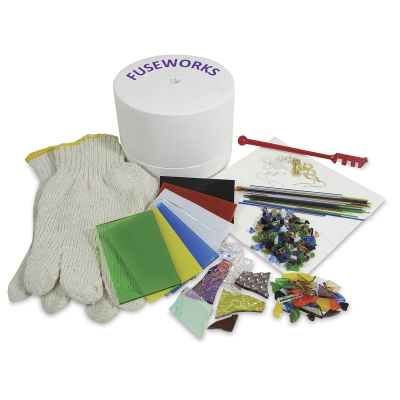 Fuseworks Beginners Fusing Kit Image 1037
