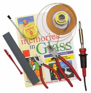 Jennifers Mosaics Stained Glass Class Kit Image 916