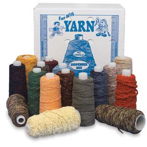 Economy Yarn Assortment Image 1736