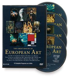 The Great Epochs Of European Art Dvset Picture 787