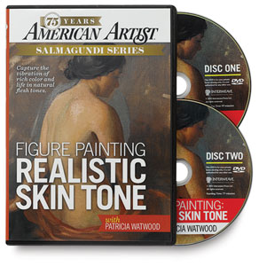 Figure Painting Realistic Skin Tone Dvd
