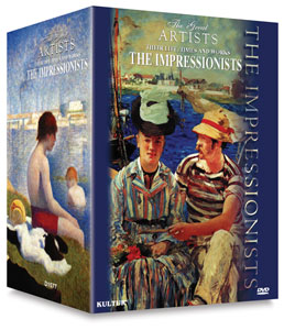 Impressionists Dvds Photo