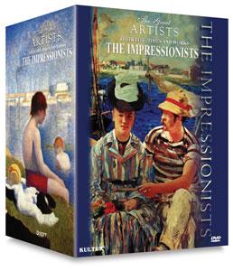 Impressionists Dvds Image 932