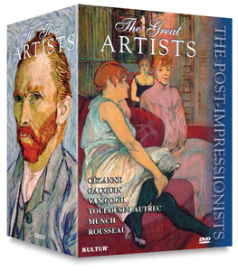 Post Impressionists Dvds Image 937