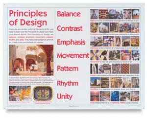 Elementary Art Design Posters Photo